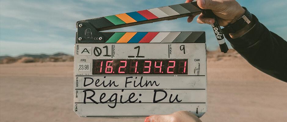 Filmregie für Anfänger